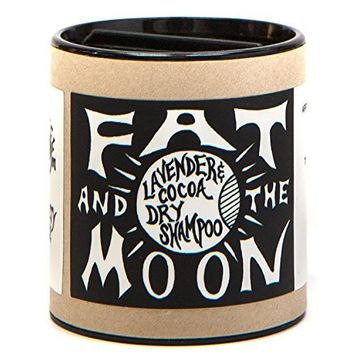 Fat and The Moon - All Natural/Organic Lavender + Cocoa Dry Shampoo (2 oz)