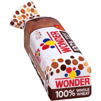 wonder® 100% whole wheat bread