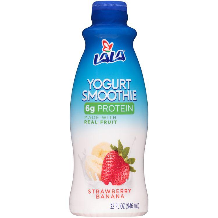 LALA® Strawberry Banana Yogurt Smoothie