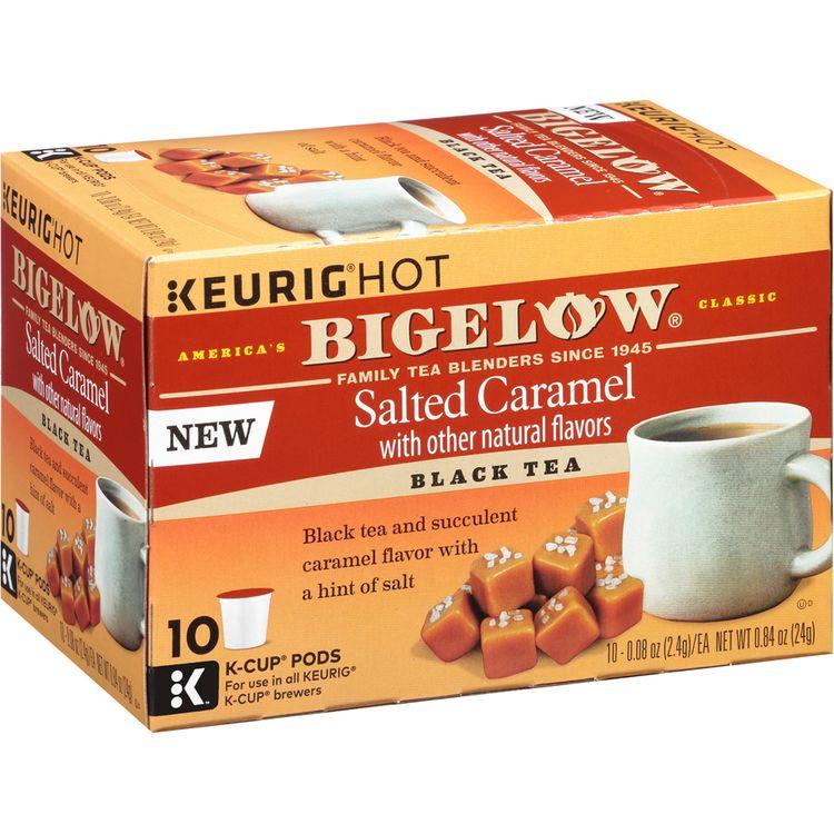 Bigelow® Salted Caramel Black Tea K-Cup Pods 10 ct Box