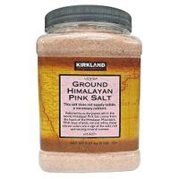 Kirkland Signature Himalayan Pink Salt, 5 Pound