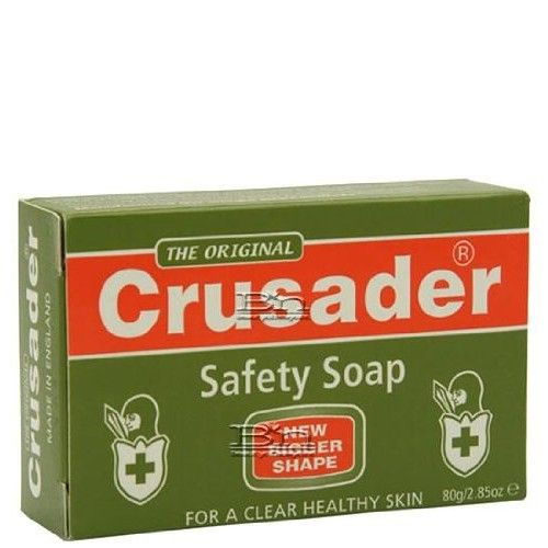 Crusader Medicated Safety Soap, 2.82 oz