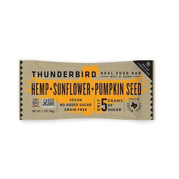 Thunderbird Gluten Free Non-GMO Vegan Hemp Sunflower & Pumpkin Seed, 1.7 Oz.