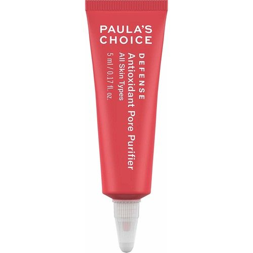Paula's Choice-DEFENSE Antioxidant Pore Purifier, Concentrated Serum w/Azelaic Acid, Salicylic Acid & White Tea, Anti-Pollution & Free Radical Damage Protection for All Skin Types - Travel Size
