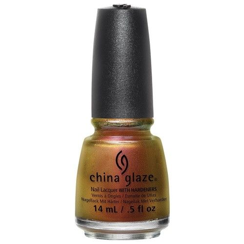 China Glaze The Great Outdoors Nail Lacquer, Cabin Fever, 0.5 Fluid Ounce