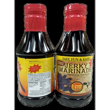 Outdoor Brandz 16 oz Bottle of Jerky Marinade - 1 Step 12/CASE