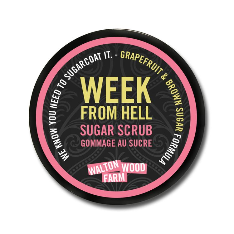 Walton Wood Farm Body Scrub 8 oz. 1 pk Week From Hell