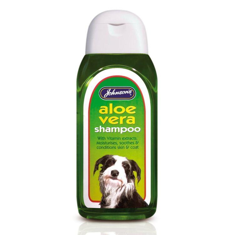 Jvp Johnsons Vet Aloe Vera Shampoo, 200 Ml