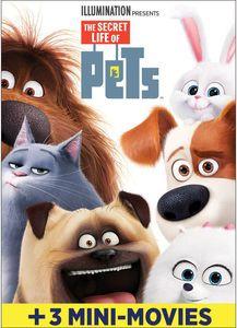 Secret Life Of Pets DVD