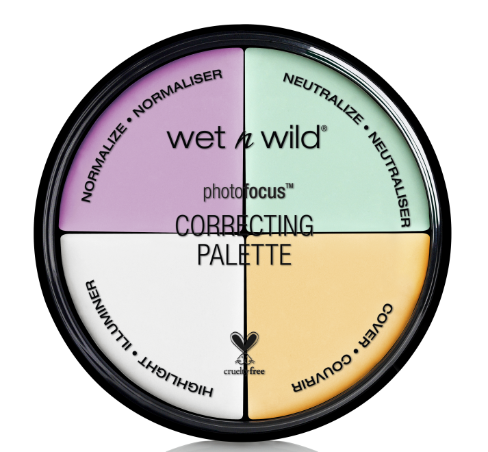 Photo Focus™ Correcting Palette - Color Commentary