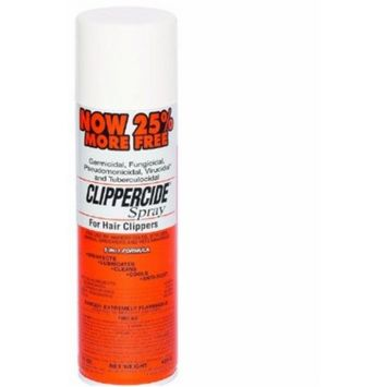Clippercide Disinfectant Clipper Spray 15 oz (Pack of 2)