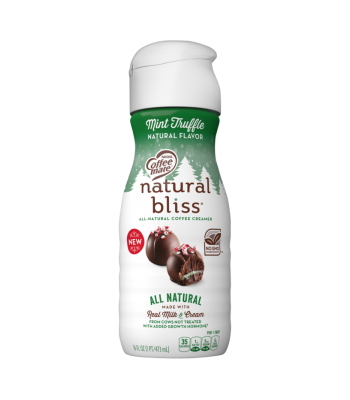 Coffee-Mate Natural Bliss Mint Truffle