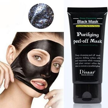 Blackhead Remover Mask,Mailat Black Mud Deep Cleansing Purifying Peel Off Facail Face Mask