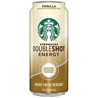 Starbucks Doubleshot Energy Coffee Beverage Variety Pack, 15 Ounce (12 Cans)