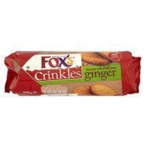 Fox's Ginger Crinkles (200g)