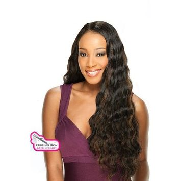 XL ATTRAK 22'' - Shake N Go Freetress Equal Synthetic Hair Weave Extensions #PM1B/33