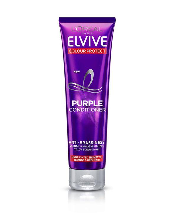 L'Oreal Paris elvive-colour-protect-anti-brassiness-purple-conditioner