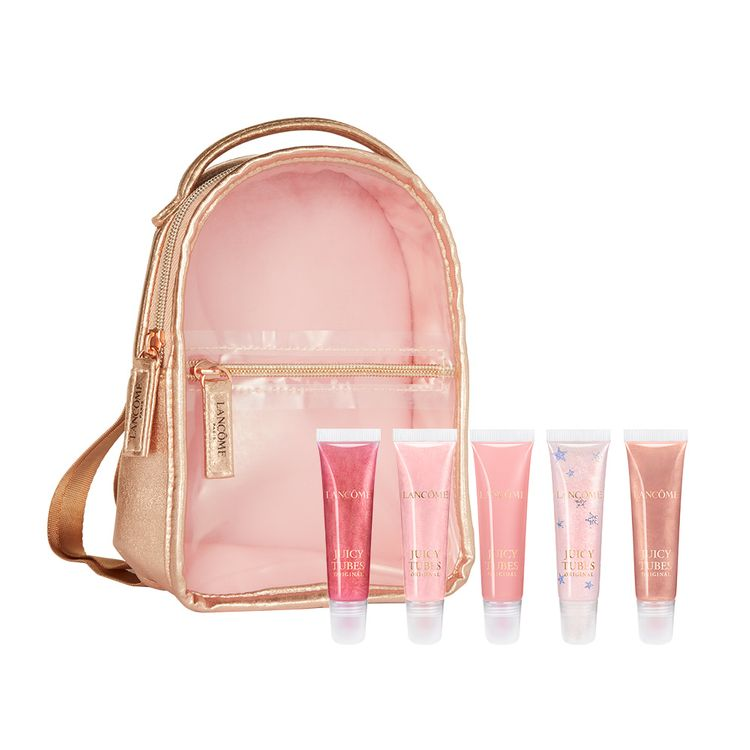 Lancome Juicy Tubes Lip Gloss Minis Set