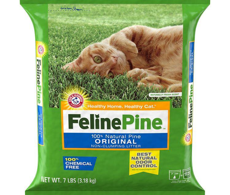 Feline Pine™ Litter, Non‐Clumping