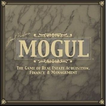 Oo Joel Harden's Mogul: Real Estate Finance Management Game