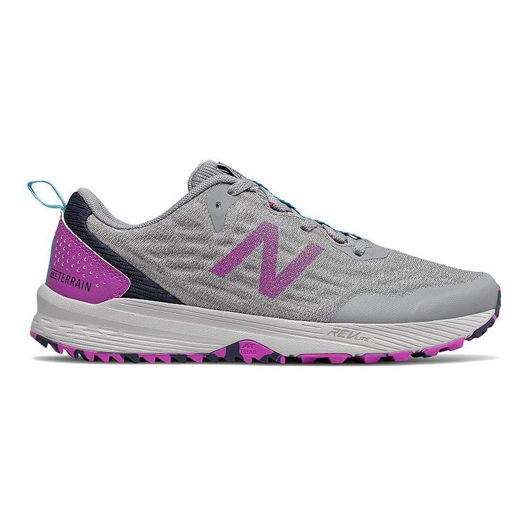 New Balance NITREL v3 Women's Running Shoes, Size: 10.5, Grey