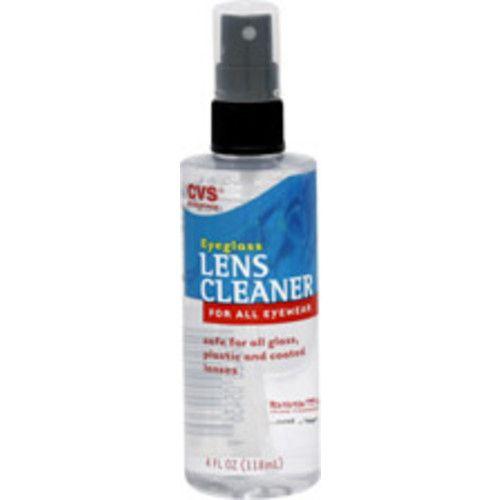 CVS Health Eyeglass Lens Cleaner, 4 OZ