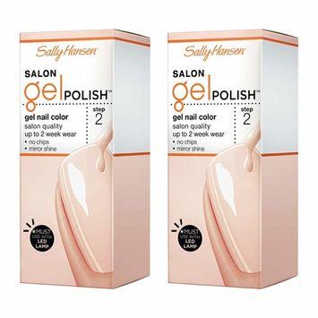 Sally Hansen Salon Gel Nail Polish, 0.25 Fluid Ounce