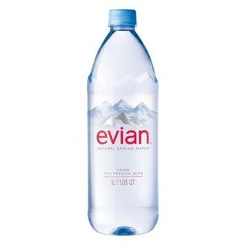 Evian® Natural Spring Water - 33.8 fl oz Bottle