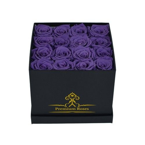 Premium Roses | Model Posh | Real Roses That Last 365 Days | Roses in a Box| Fresh Flowers