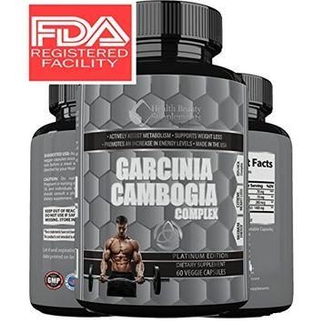 * HIGHEST POTENCY GARCINIA * Garcinia Cambogia Premium * Weight Loss For Men & Women - Beats Any 60%HCA,80%HCA & 100%HCA and Garcinia Cambogia Gummies – Garcinia Max Slim: Health & Personal Care