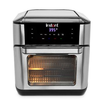 Instant Vortex Plus 7-in-1 Air Fryer Oven, Black, 10 QT