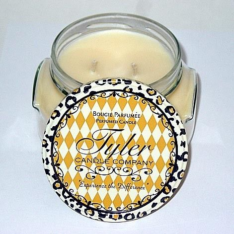Tyler Candle Company Tyler Candles - Vanilla Rumba Scented Candle - 22 Ounce Candle