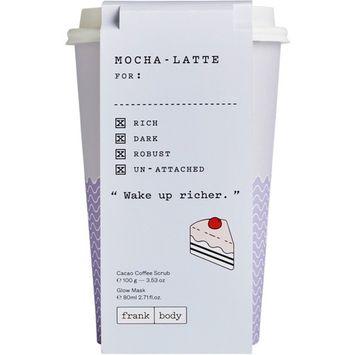 Mocha Latte Coffee Cup Kit