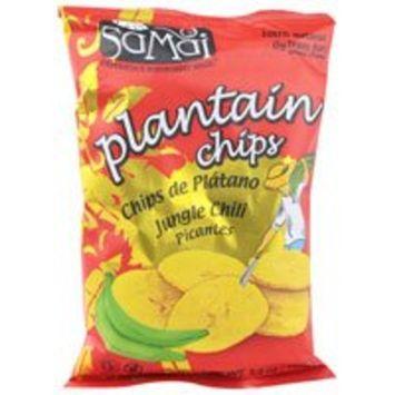 Samai Jungle Chili Gluten-Free Plaintain Chips