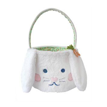 Celebrate Easter Together Easter Bunny Decorative Treat Bag