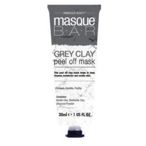 Masque Bar Grey Clay Peel Off Mask, 1 OZ