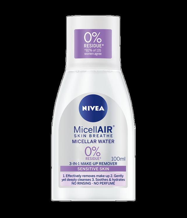 NIVEA MicellAIR® Micellar Water Sensitive Skin