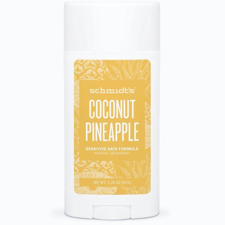Schmidt's Coconut Pineapple Sensitive Skin Deodorant Stick