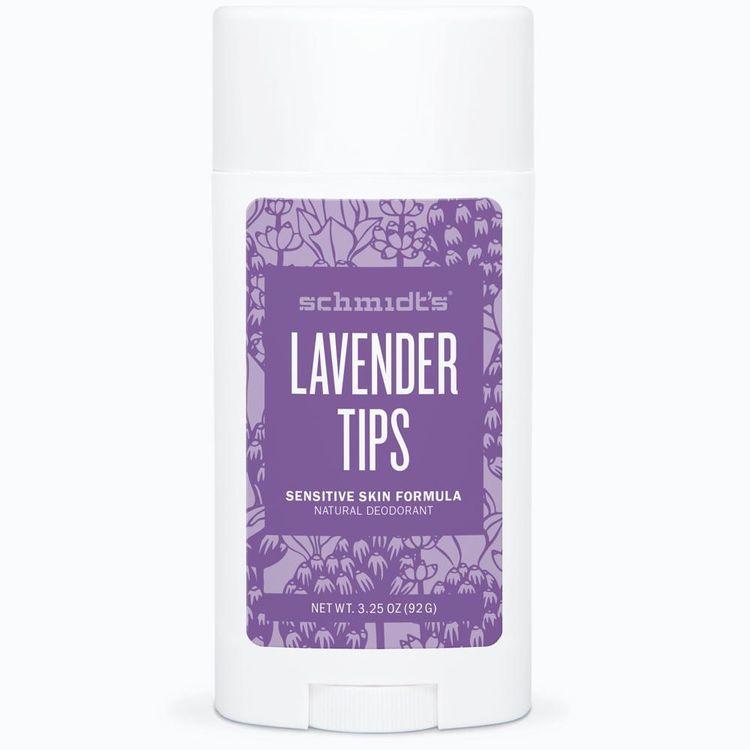 Schmidt's Lavender Tips Sensitive Skin Deodorant Stick