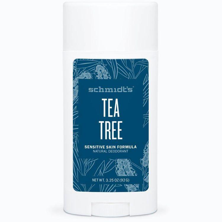 Schmidt's Tea Tree Sensitive Skin Deodorant Stick
