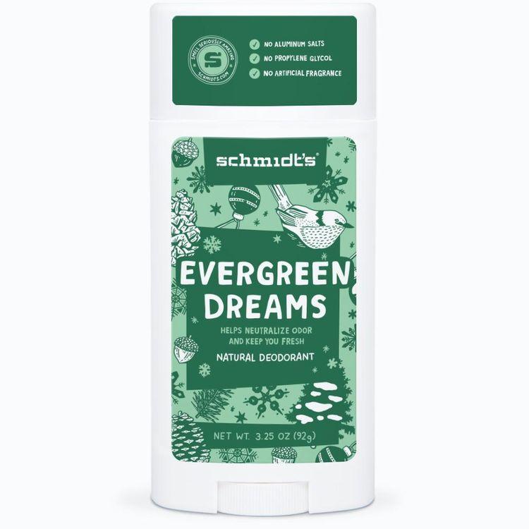 Schmidt's Evergreen Dreams Deodorant Stick