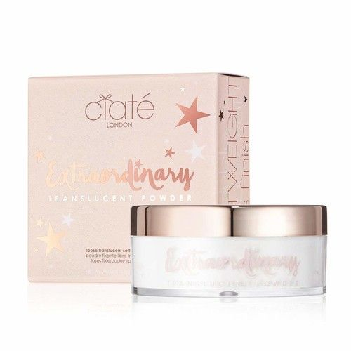 Ciaté London Extraordinary Translucent Powder! Lightweight and Smooth Loose Face Powder! Helps Oily Skin Look Flawless!