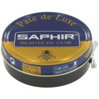 Cirage pâte de luxe Avel Noir Spécial glaçage