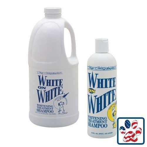 White on White Shampoo 64 oz by Chris Christensen