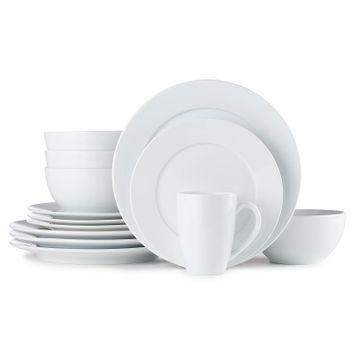 Food Network Macaroon 16-pc. Dinnerware Set