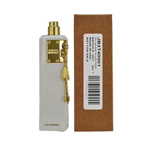 The Key By: Justin Bieber 3.4 oz EDP, Women's (**Plain Box**)