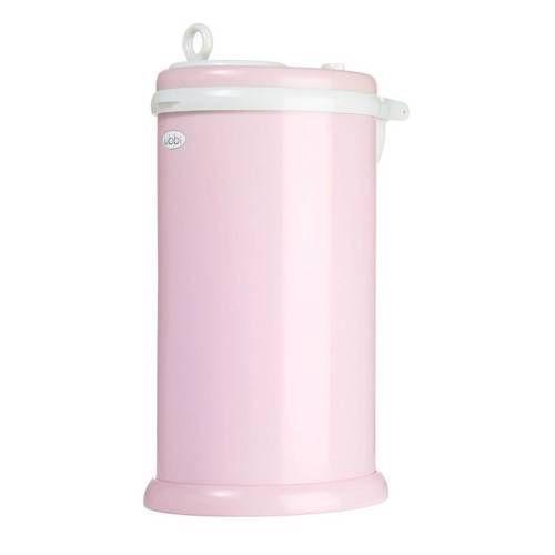 Ubbi luieremmer zacht roze