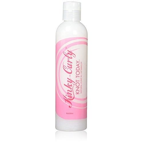 Kinky-Curly, Knot Today, Natural Leave in / Detangler, 8 oz (236 ml) by Kinky-Curly