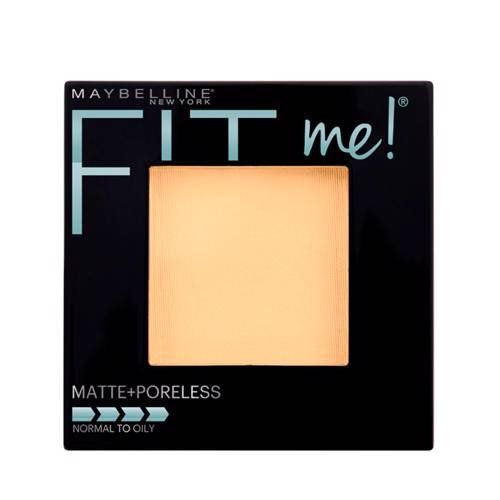 Maybelline New York Fit Me Matte & Poreless 105 Natural Ivory- powder