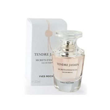 TENDRE JASMIN SECRETS D'ESSENCES Eau de Parfum by Yves Rocher Miniature Splash (.16 oz./5ml)